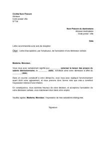 modèle lettre de démission contractuel fonction publique lettre d acceptation par l employeur de l annulation d