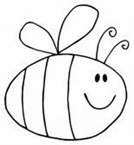 nice bumble bee outline Special Picture | Colouring Pages ...