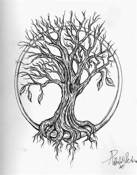 34 best Family Tree Tattoos Tribal Shoulder images on Pinterest   Tattoo ideas, Tree of life and