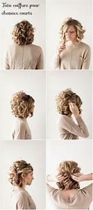 Comment Faire Un Carré Plongeant : tuto coupe de cheveux carre ~ Dallasstarsshop.com Idées de Décoration