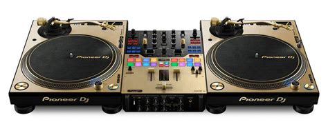 More Gold! Limited Edition Djms9n And Plx1000n Djworx