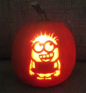 Minions Pumpkin Carving Templates by Mike S Pumpkins