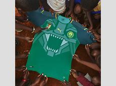 Cameroon 2018 Home Kit Revealed Footy Headlines