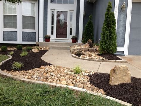 what can i use instead of mulch landscaping rocks and stones how to use landscaping rocks greenvirals style