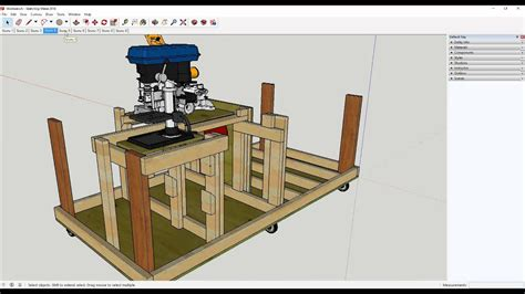 build  ultimate space saving workbench youtube