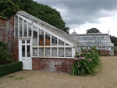 houghton hall walled garden greenhouse