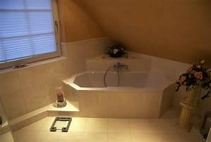 Badezimmer Gestalten Dachschräge : vollb der in hamburg b der dunkelmann ~ Markanthonyermac.com Haus und Dekorationen