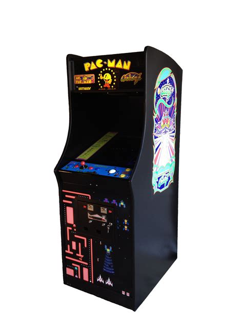 Galaga Arcade Machine by Ms Pacman Machine Dimensions Crafts