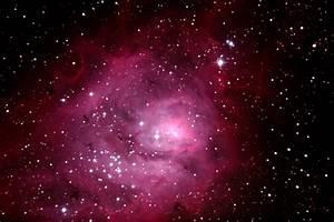 M8 Nebula - Pics about space