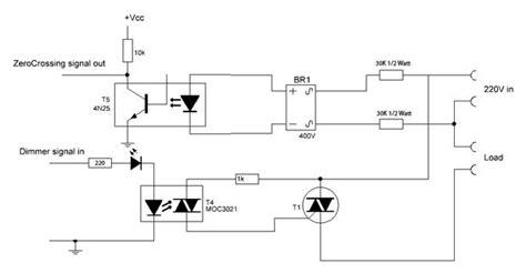 Arduino Optotriac Based Dimmer Blinking Severely