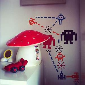 Ikea removable wall stickers not so removable placement for Ikea wall decals