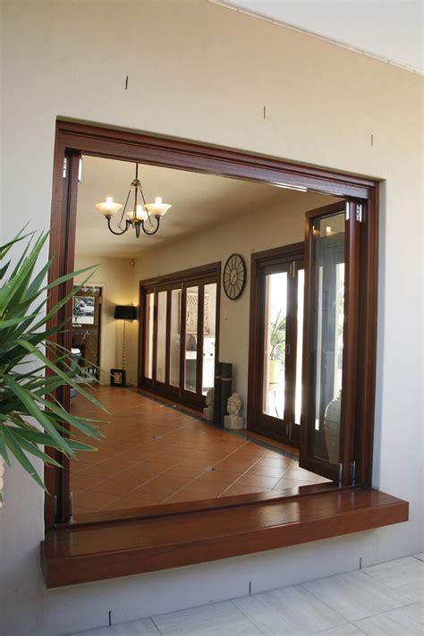 timber bi fold windows brisbane timber doors windows