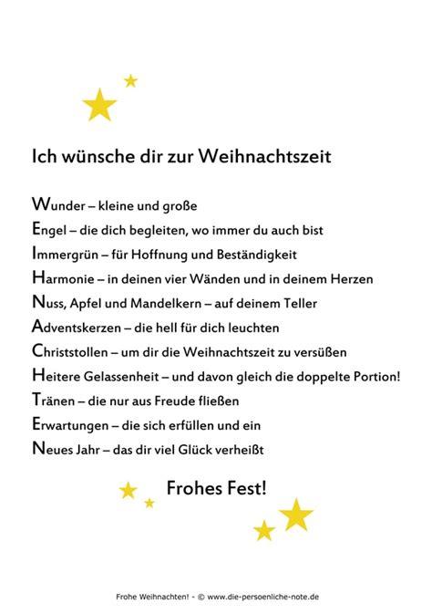 Adventskalender 2014 24 Kleine Wortgeschenke 24