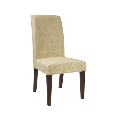 Wayfair Dining Room Chair Covers by Powell Circle Parson Chair Slipcover Reviews Wayfair