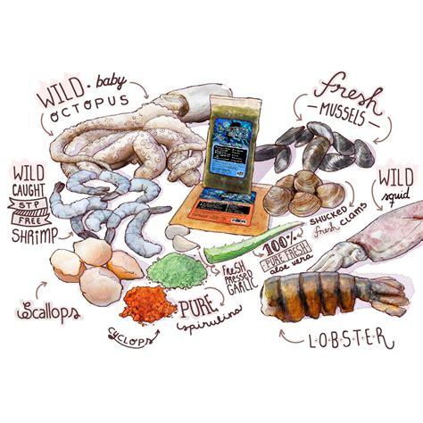 cuisines completes rogger 39 s reef food complete blend complete blend plus