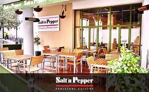 Salt'n Pepper's First UK Restaurant