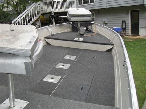 Aluminum Fishing Boat Remodel by 14ft Aluminum V Hull With 25hp Johnson