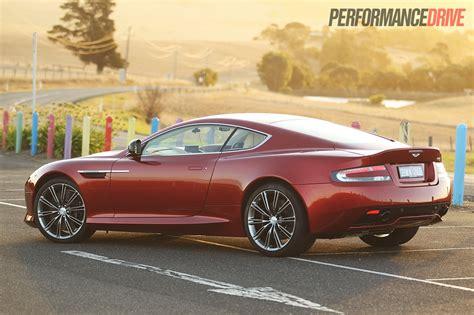 2013 Aston Martin by 2013 Aston Martin Db9 Review Performancedrive