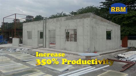 latest concrete house   days youtube