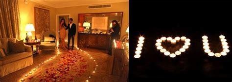 ways   tea light candles   romantic room makeover