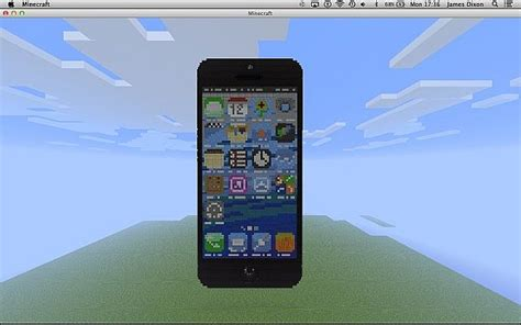 minecraft iphone iphone 5 minecraft project