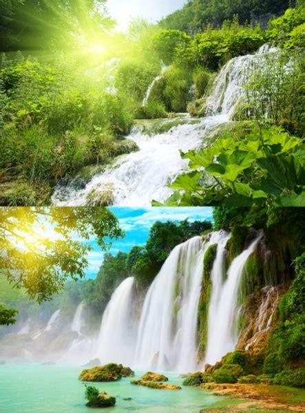 waterfalls  stock     stock