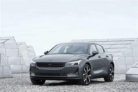 volvo polestar electric luxury car priced tesla model