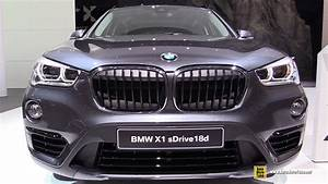 Bmw X1 Sdrive : 2016 bmw x1 sdrive exterior and interior walkaround 2015 frankfurt motor show youtube ~ Melissatoandfro.com Idées de Décoration