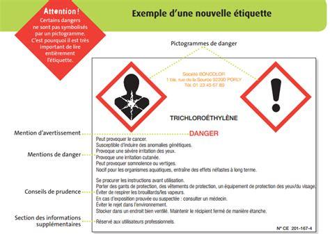 danger des produits chimiques et nocifs attitude pr 233 vention
