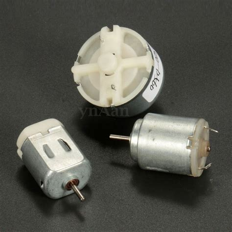 Miniature Electric Motors by Miniature Small Electric Motor Brushed 0 12v Dc For Models