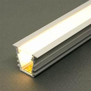 Led Profil 2m : kit profil s led aluminium profond deep 2m pour ruban led ~ Eleganceandgraceweddings.com Haus und Dekorationen