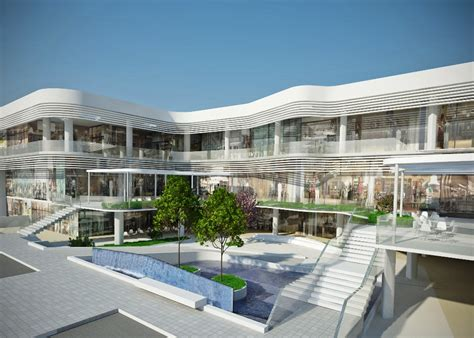 Erbil Dream City   Plaza 2 Building