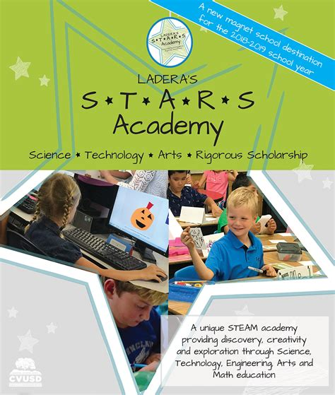 It's Full Steam Ahead For Ladera's Stars Academy  Conejo Valley Unified School District