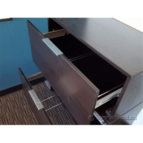 espresso lateral file cabinet ikea effektiv espresso 2 drawer lateral file cabinet