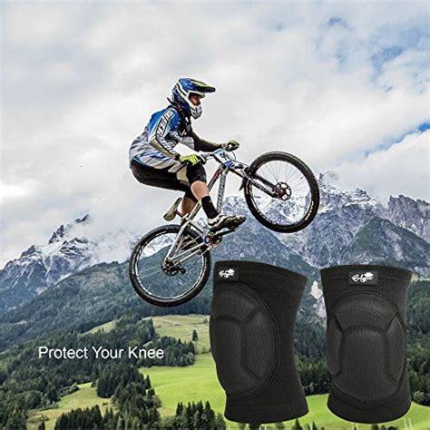protective pads slip sponge thick avoidance collision knee kneepads anti sleeve fitness support elastic sports bodyprox brace lumbar freedom movement