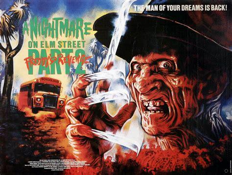 nightmare  elm street  freddys revenge