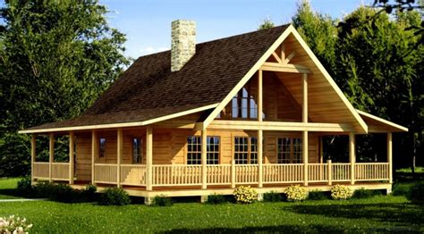 cool log cabin home plans  prices  home plans design