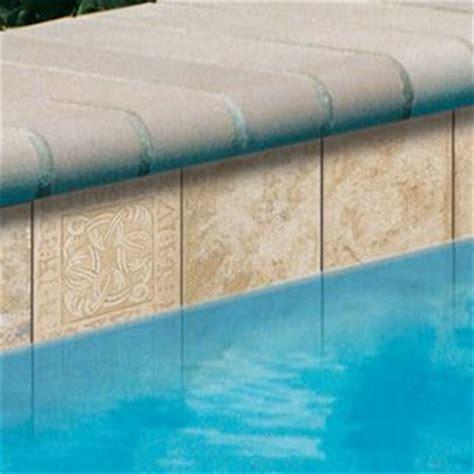 national pool tile bellagio beige bel deco
