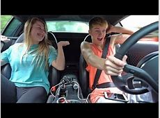 EX GIRLFRIEND REACTS TO AUDI R8 LAUNCH! YouTube