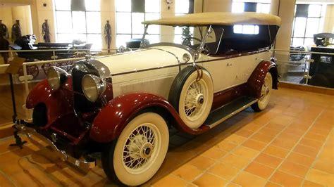 Musée de l'Automobile Monaco Part 1 : les Débuts de l ...
