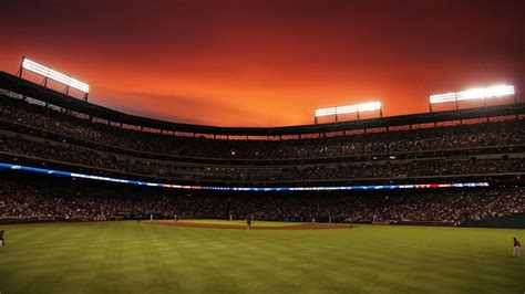 Stadium Background Baseball Field Backgrounds Wallpaper Cave