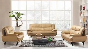 405 leather sofa set With designer sofas for living room