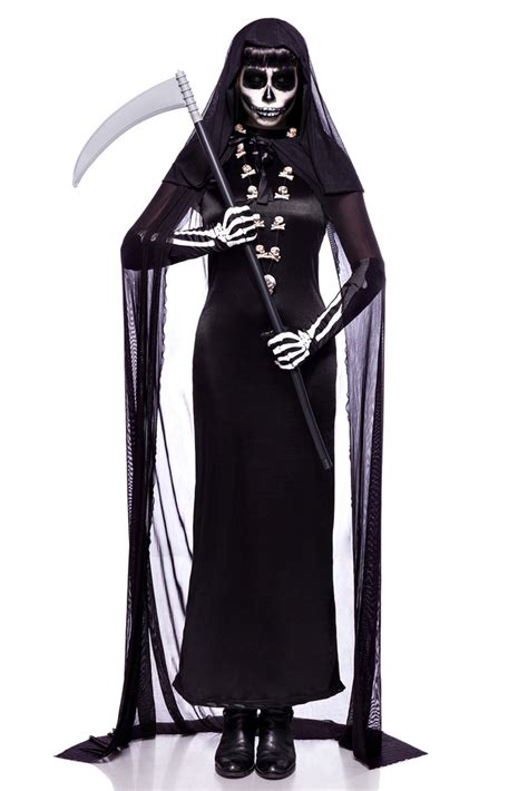 lady death costume dress
