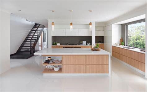 contemporary kitchen design trends   ibuildnew