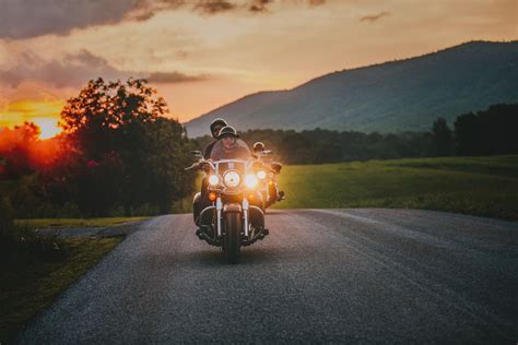 11 Of Virginia's Most Scenic Motorcycle Drives For Fall