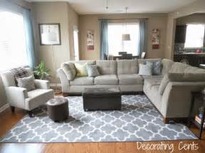 livingroom rugs decorating cents family room rug