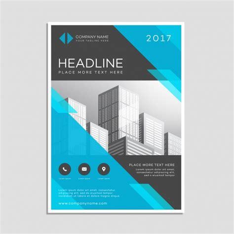 descargar templates illustrator gratis business poster template vector free download
