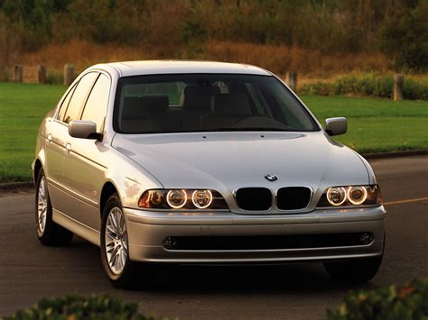 Bmw 5 Series (e39) Specs & Photos