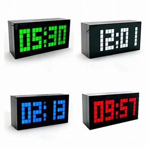 Led Uhr Wand : jumbo digitaluhr kaufen billigjumbo digitaluhr partien aus china jumbo digitaluhr lieferanten ~ Whattoseeinmadrid.com Haus und Dekorationen