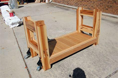 sliding glass door bookcase plans woodworking workbench